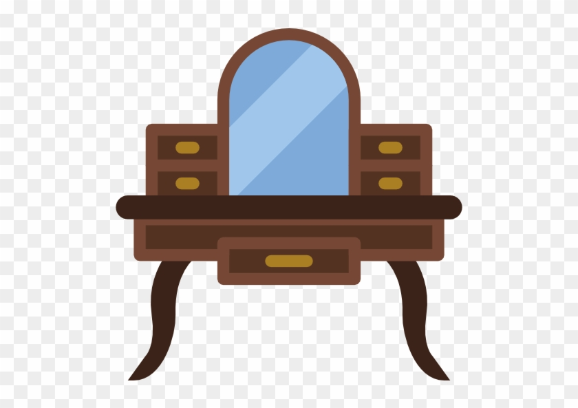 Glassware Dressing Table Cartoon Free Transparent Png Clipart Images Download