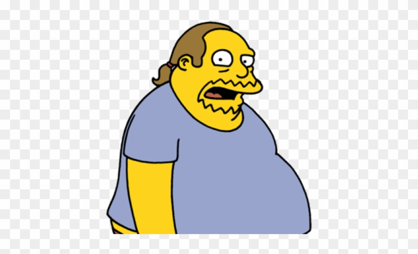 Click To Edit - Comic Book Guy Off Simpsons #247173