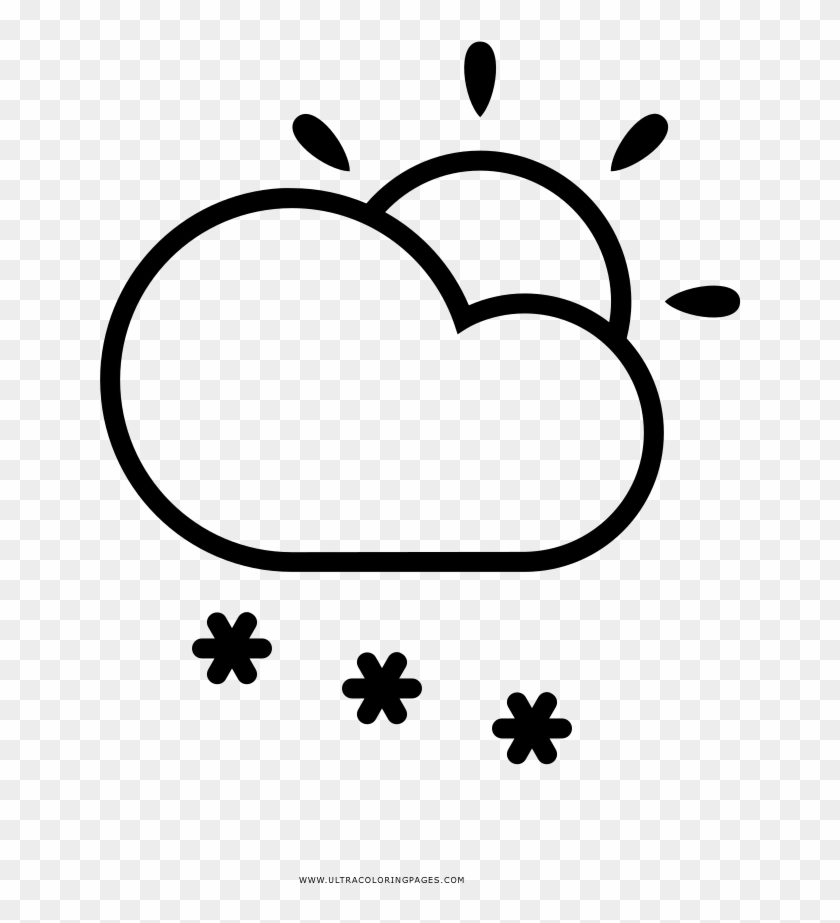 Nod Printable Coloring Pages: Snow Day | Printable coloring pages ... | 923x840