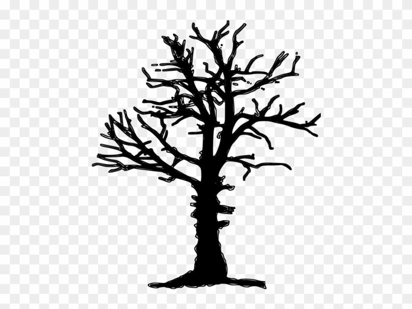 All Photo Png Clipart - Dead Tree Pixel Art #1589144