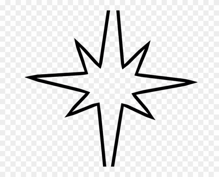 Star Coloring Book Coloring Pages Of Christmas Star - Christmas Tree Star Drawing #1590142
