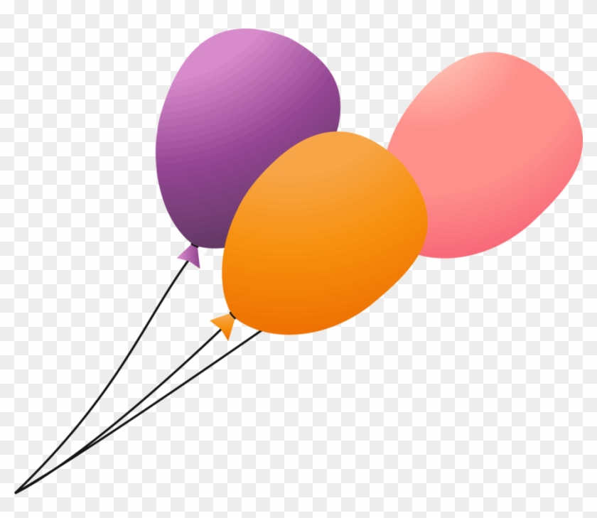 All Photo Png Clipart - Balloons Birthday Png #1590409