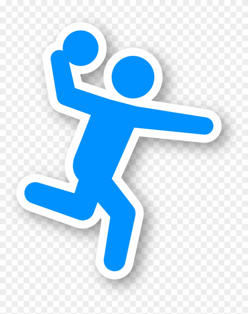 Dodgeball Clipart Red - Dodgeball Icon #1592595