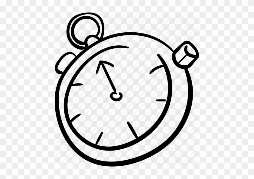 Stopwatch Clipart Track - 10 30 Clock #1593206