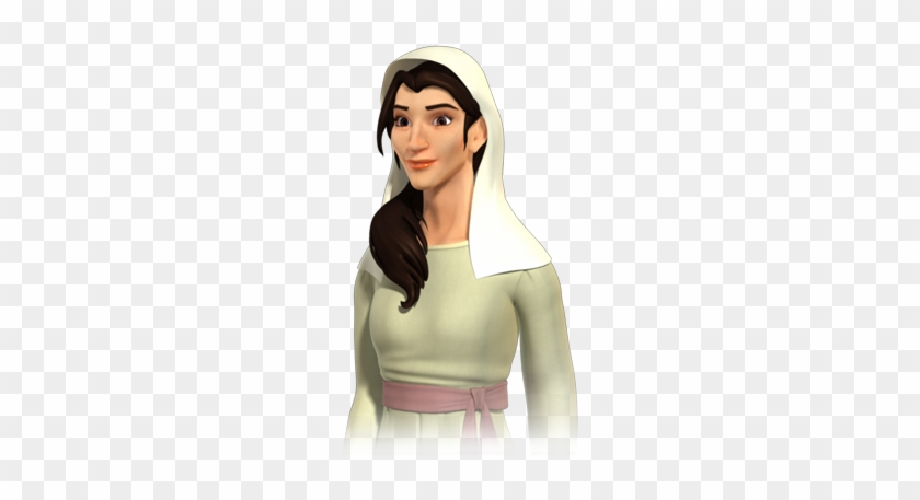 Welcome To Our Hand Picked Show Hebrew Clipart Page - Naomi Bible Character #1593929