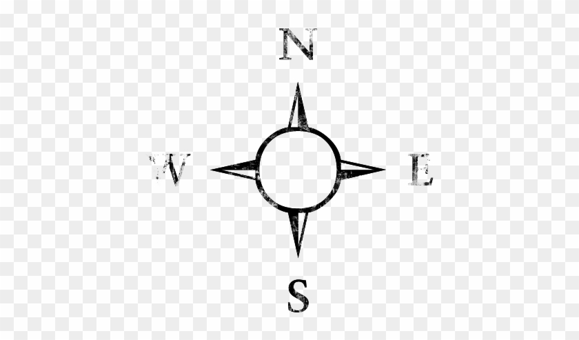 Jpg Free Library Transparent Compass Simple Simple Compass Rose Drawing Free Transparent Png Clipart Images Download