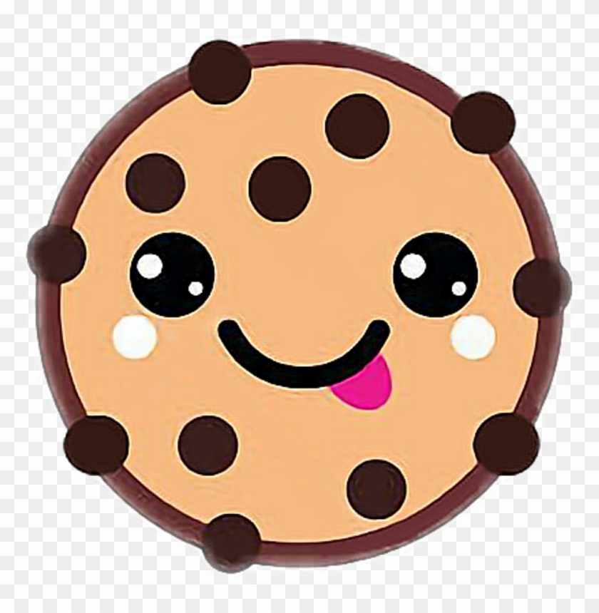 Cookie Sticker Cookie Kawaii Png Free Transparent Png