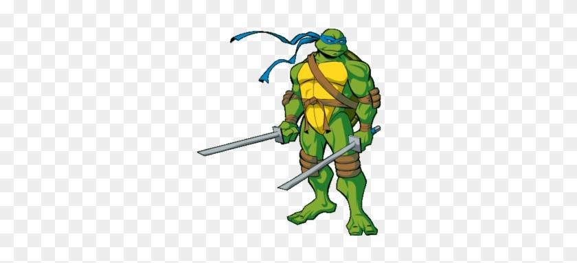Leonardo Clipart At Getdrawings Teenage Mutant Ninja Turtles