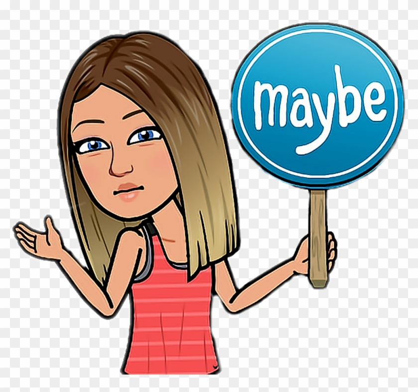 Maybe Snapchat Bitmoji Q&a Yes Or No Questions Nike