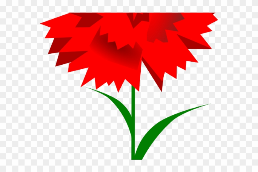 Carnation Clipart Long Stem Mattel View Master Logo Free