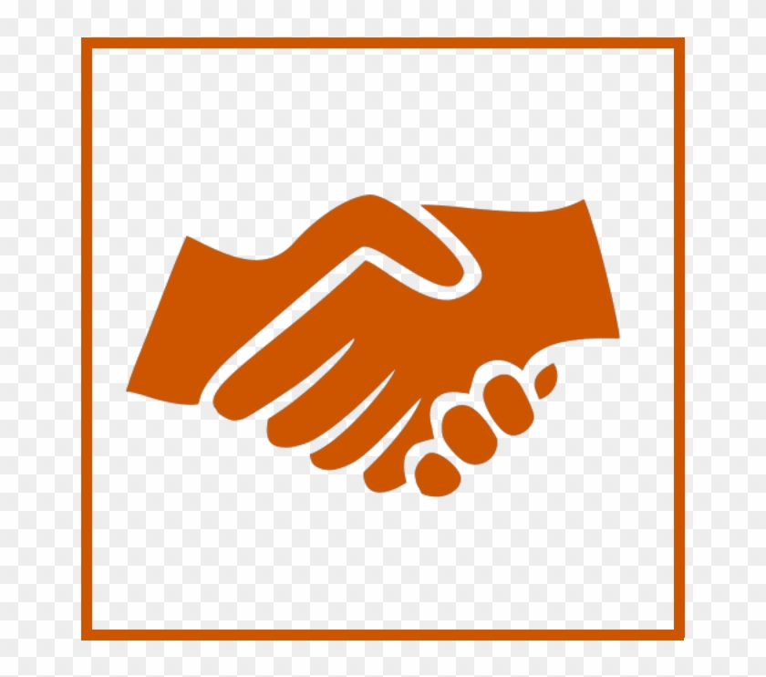 Devenir Partenaire - Shake Hands Logo #1603075