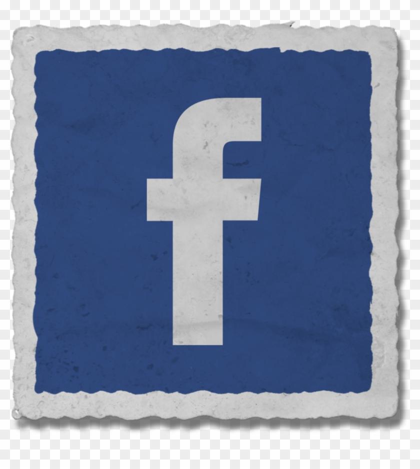 Vintage Facebook Social Media Icons #1603556