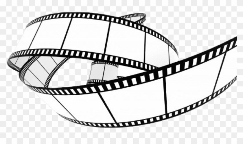 Download Film Strip Png Images Background - Transparent Background Film Reel Clipart #1603808