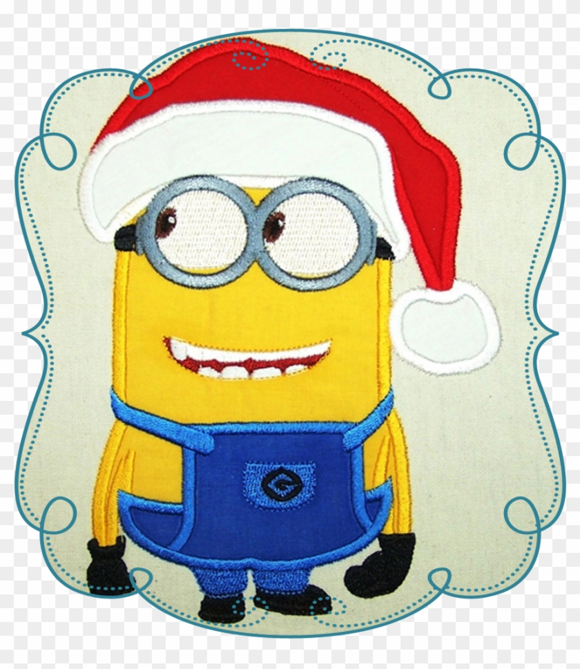 Christmas Embroidery Patterns Free.Christmas Minion Applique My Little Pony Embroidery