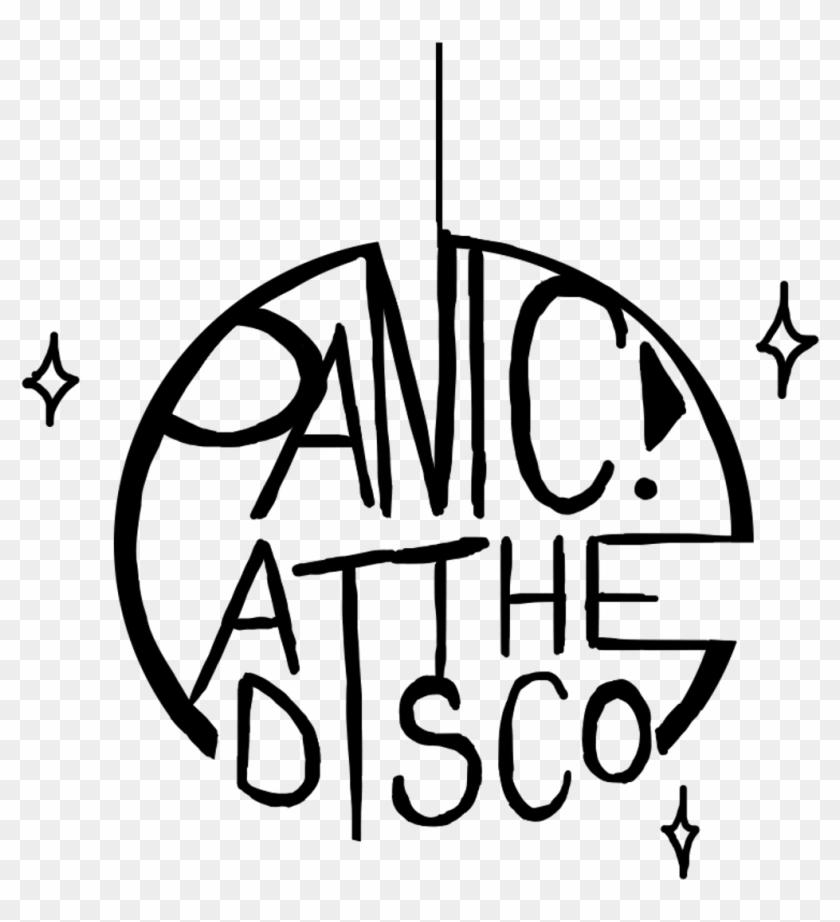 419 4199046 panicatthedisco sticker logo panic at the disco