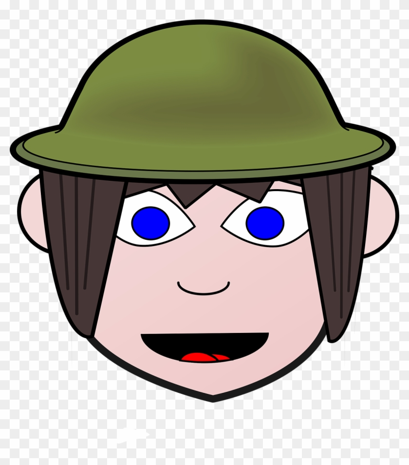 Soldier Military Army Clip Art - Soldier #247433