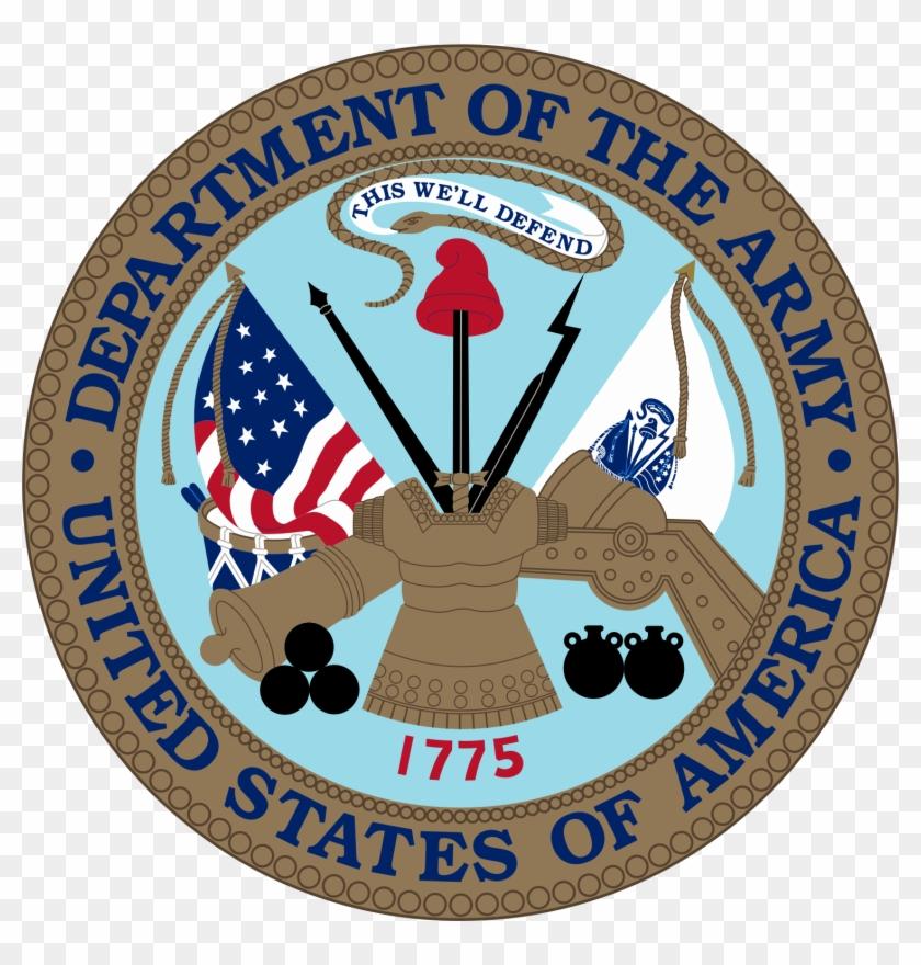 Of Army Emblem United States Army Emblem Free Transparent Png