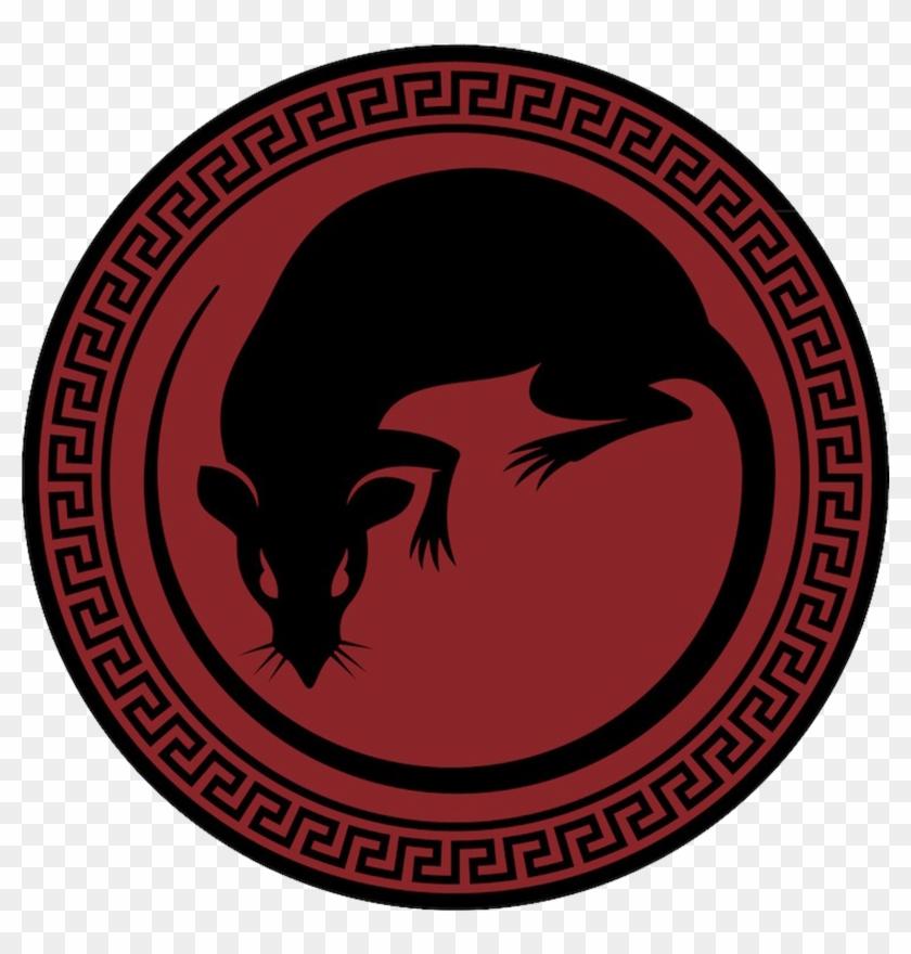 Enders Game Rat Army Logo - Ender's Game Army Logos #247685