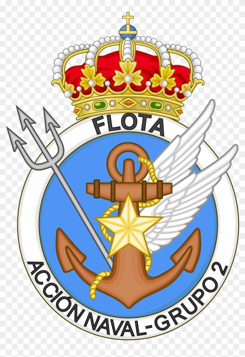 Spanish Navy Mine Countermeasures Force - Emblema Tercio Don Juan De Austria 3 De La Legion Almeria #247945