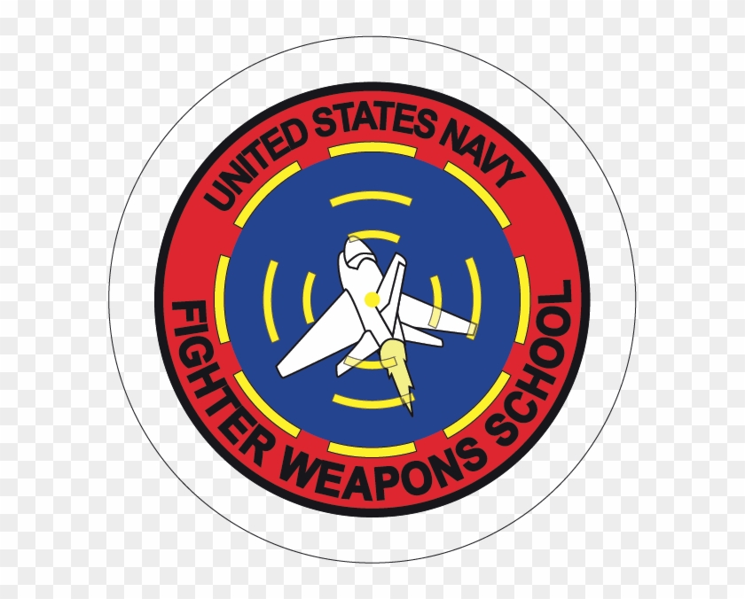 United States Navy Fighter Weapons School - Navy Fighter Weapons School Patch #248072