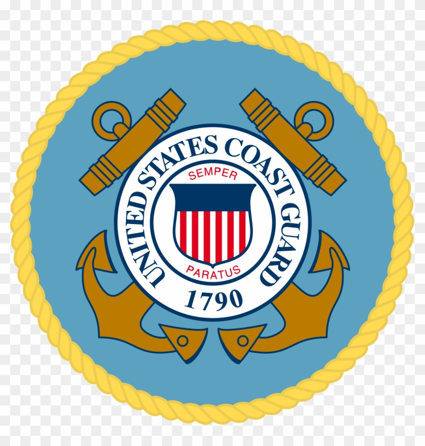 Download Dod And Branch Official Seals - United States Coast Guard Seal #248098