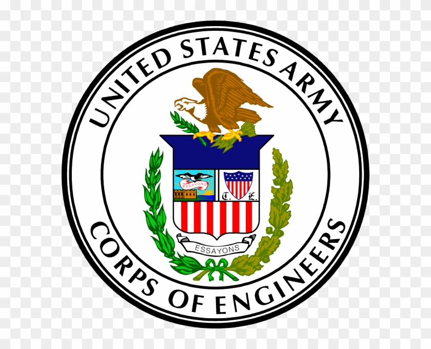United State Army Corps Of Engineers Logo - Us Army Corps Of Engineers #248161