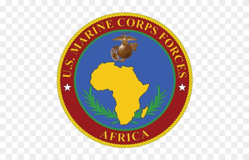 Marine Corp Logo Vector - United States Africa Command #248351