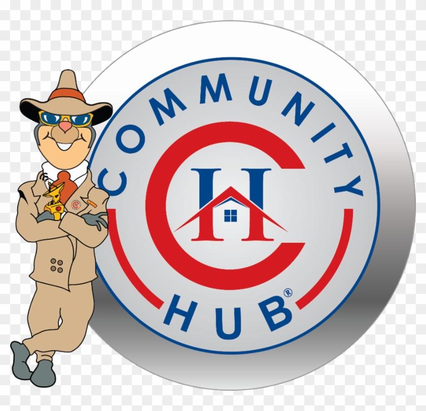 Communityhub Logo With Da Mole - Shay Realtors Logo #248393