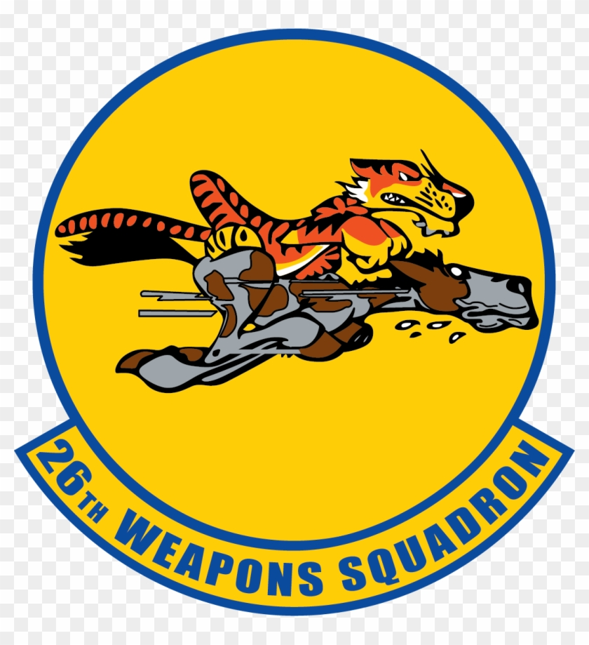 26th Weapons Sq - 26th Weapons Squadron #248492