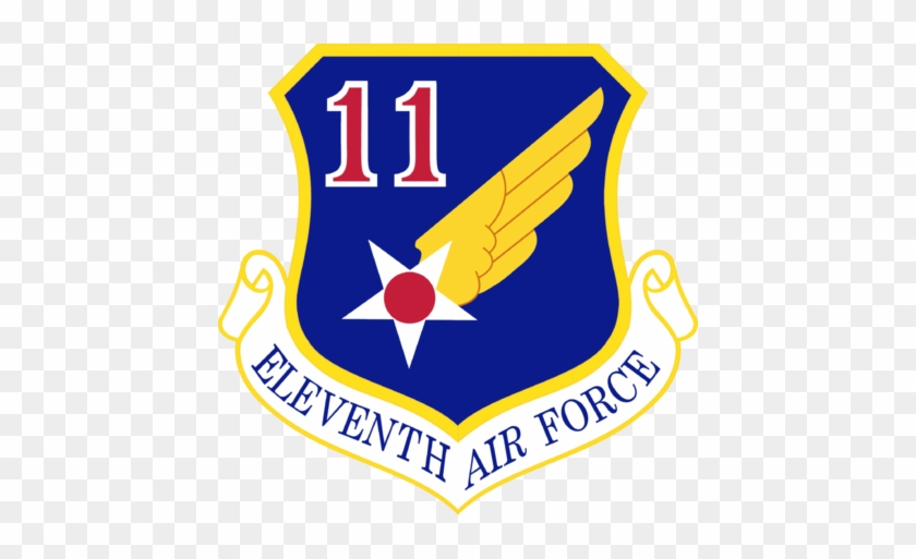 Eleventh Air Force - Us Air Forces Africa #248651