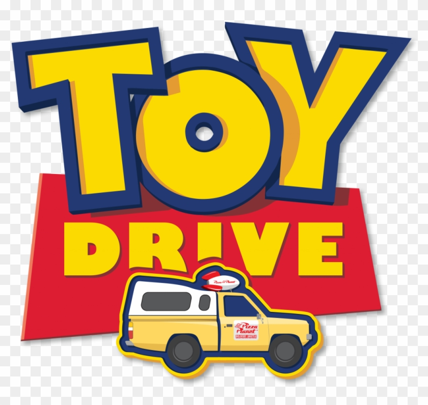 Military Toy Drive - Toy Story 4 Logo #248718