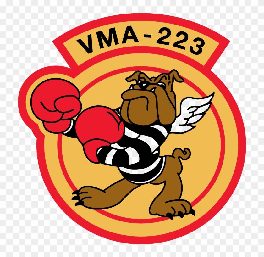 Vma - - Vma 223 Bulldogs Logo #248928
