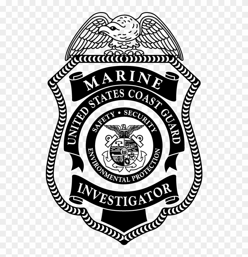 Uscg Marine Investigator - Military Police Corps #249028