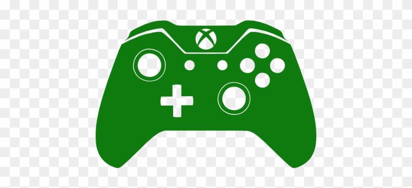 Xbox One Controller Clipart - Xbox Game Controller Clip Art #249141