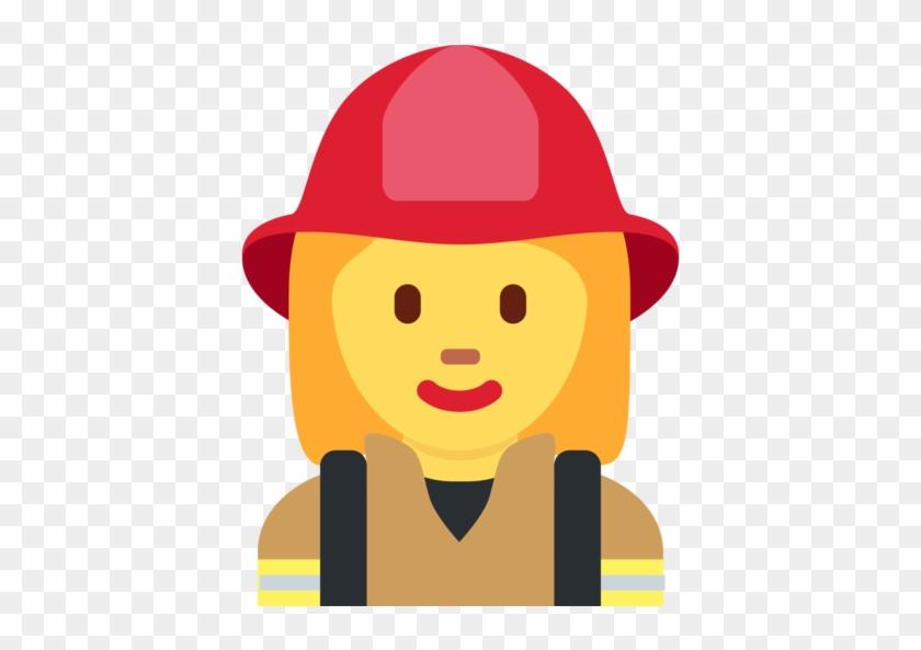 Twitter - Emojis De Bombeiros #249233