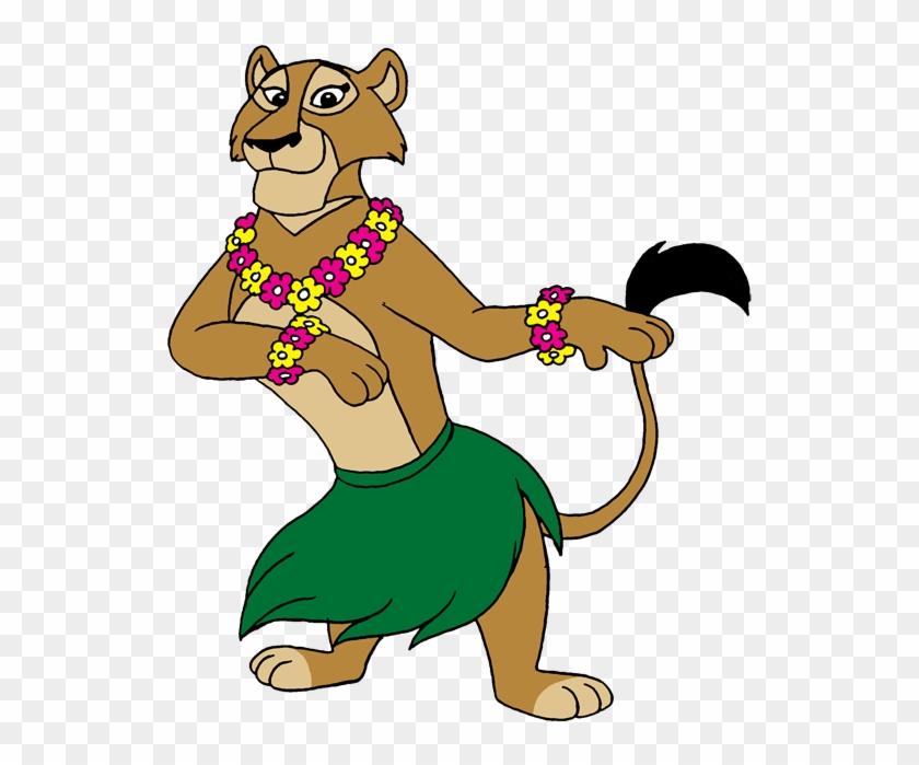 Xnickthebestx 10 0 Hula Florrie By Lionkingrulez - Hula Madagascar #249545