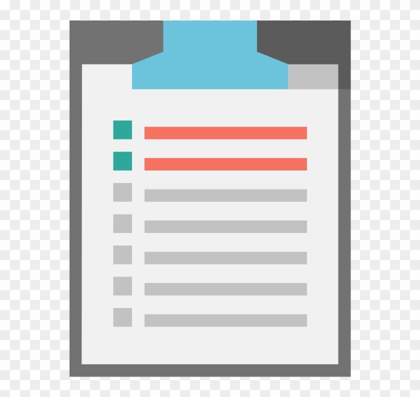checklist clipart list clipart png 249862