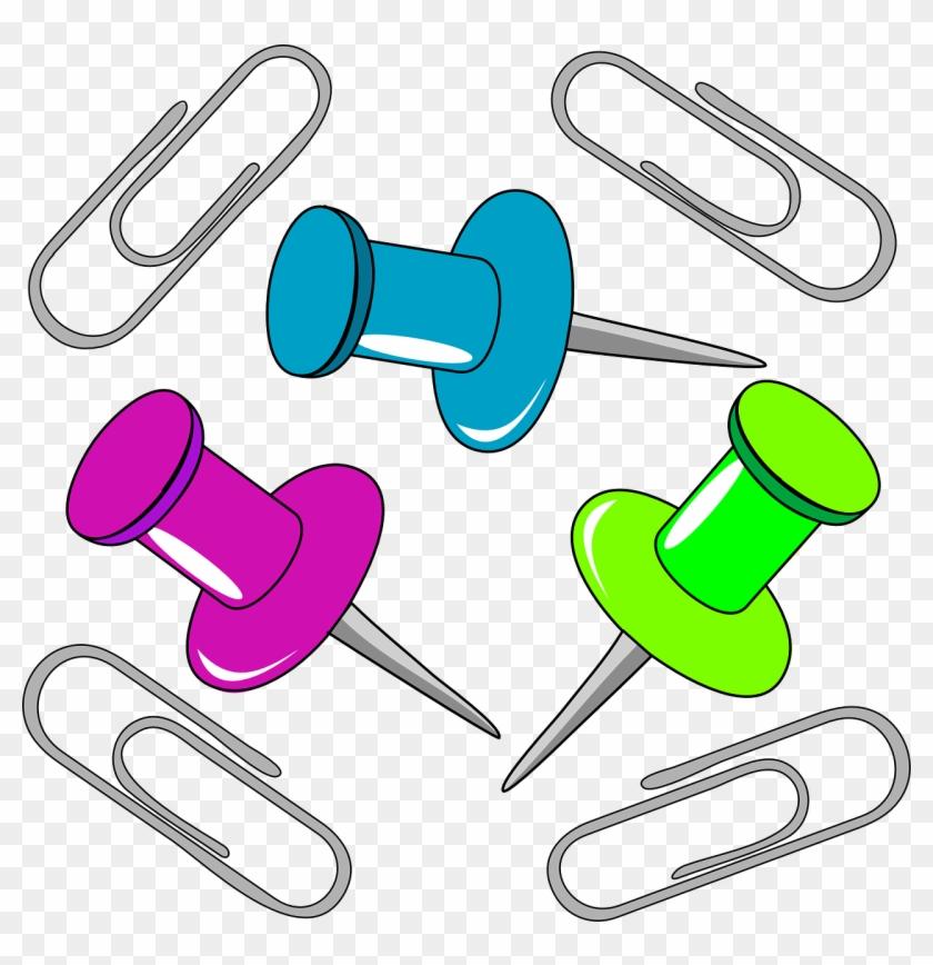 Office Supplies Clip Art #249919