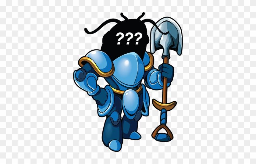 Knight Clipart Baron - Shovel Knight Amiibo Armor #249986