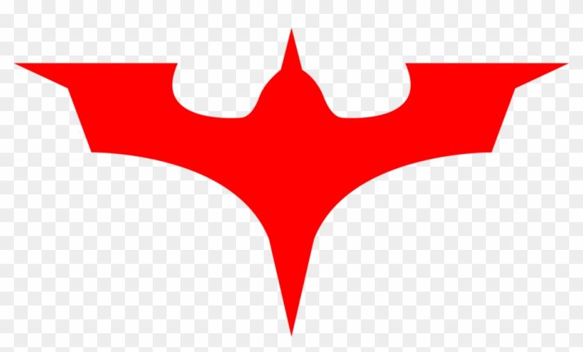 Dark Knight Robin Logo By Strongcactus - Robin Dark Knight Logo #249993