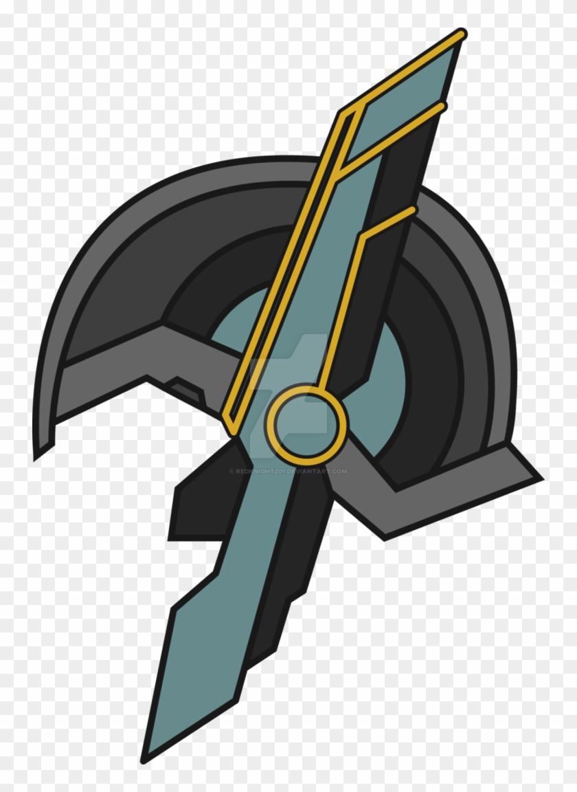 Thor Helmet Ragnarok By Redknightz01 - Thor Ragnarok Helmet Drawing #250034