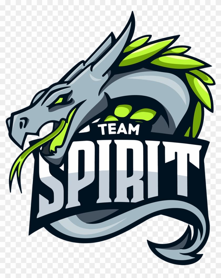 Hình Ảnh Có Liên Quan - Team Spirit Dota 2 Logo #250070