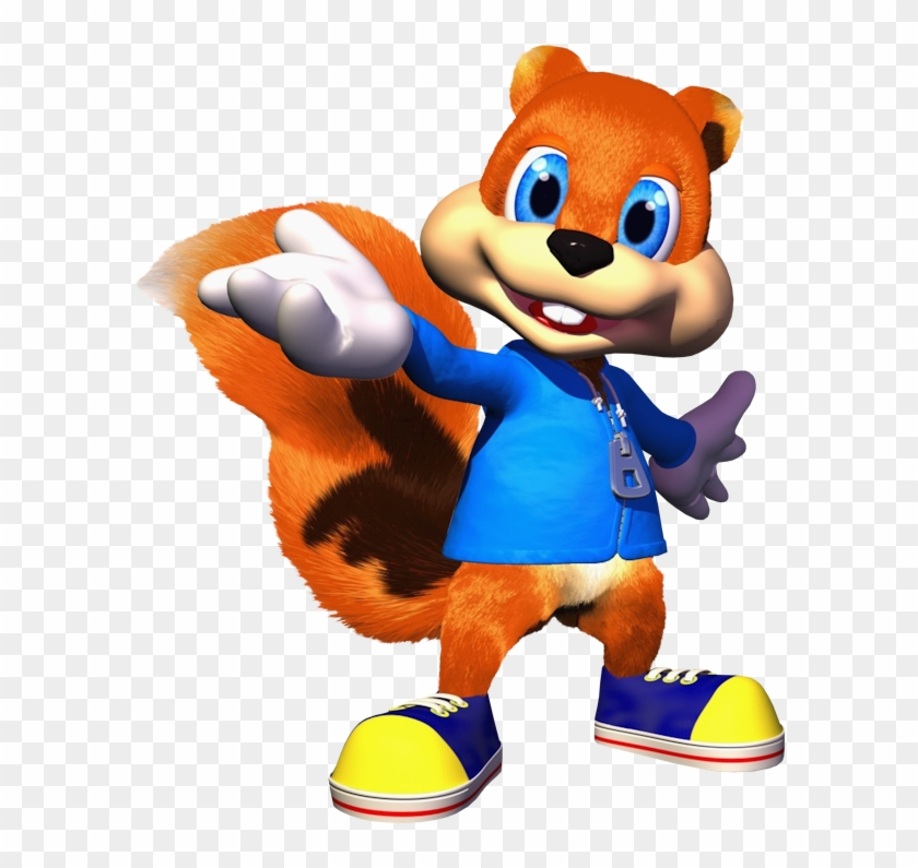 Conker's Bad Fur Day - Conker's Bad Fur Day Icon #250156