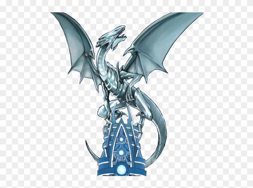 Blue Eyes White Dragon - Yu Gi Oh Blue Eyes White Dragon Png #250404