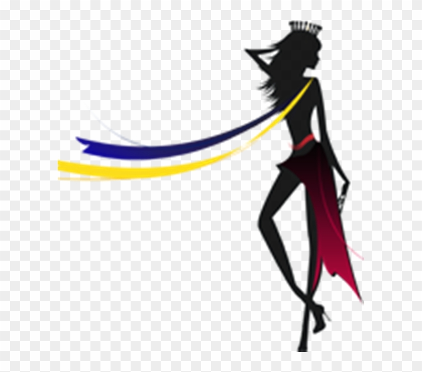 You Will Never Look - Beauty Queen Silhouette Png #250633