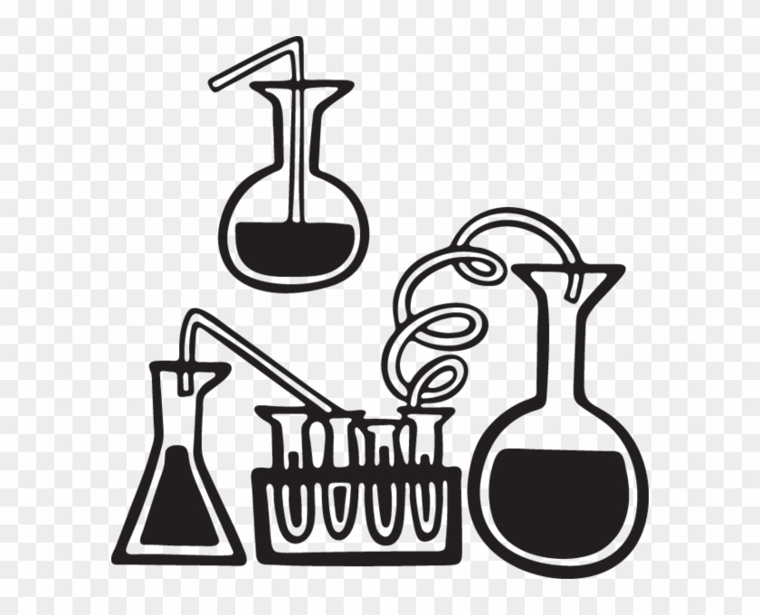 Transparent Science Beakers And Test Tubes Clipart , Free Transparent  Clipart - ClipartKey
