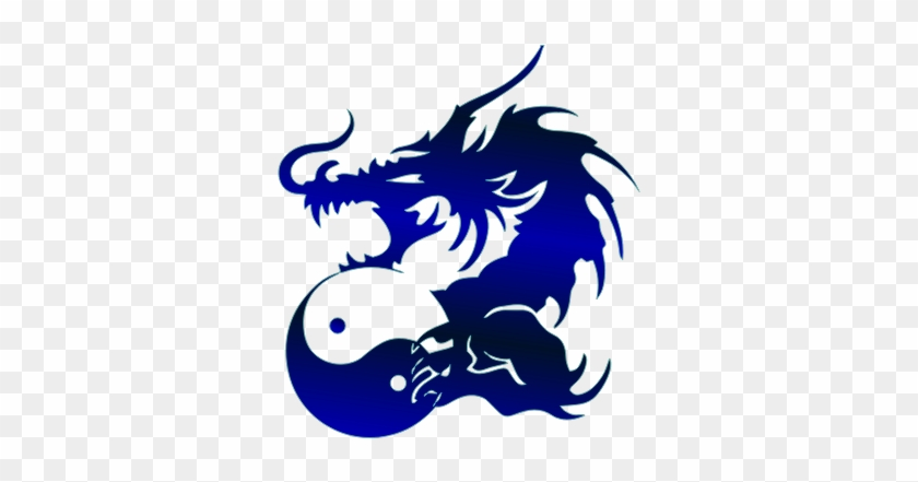 Please Select Your Country / Region - Japanese Dragon Yin Yang #1605380