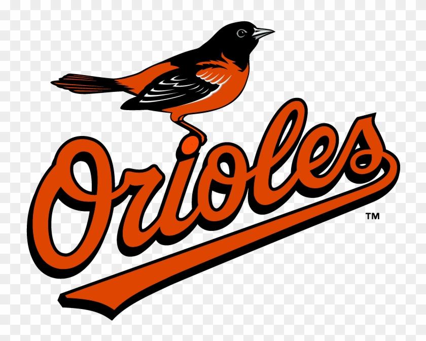 Baltimore Orioles Logo #1606630