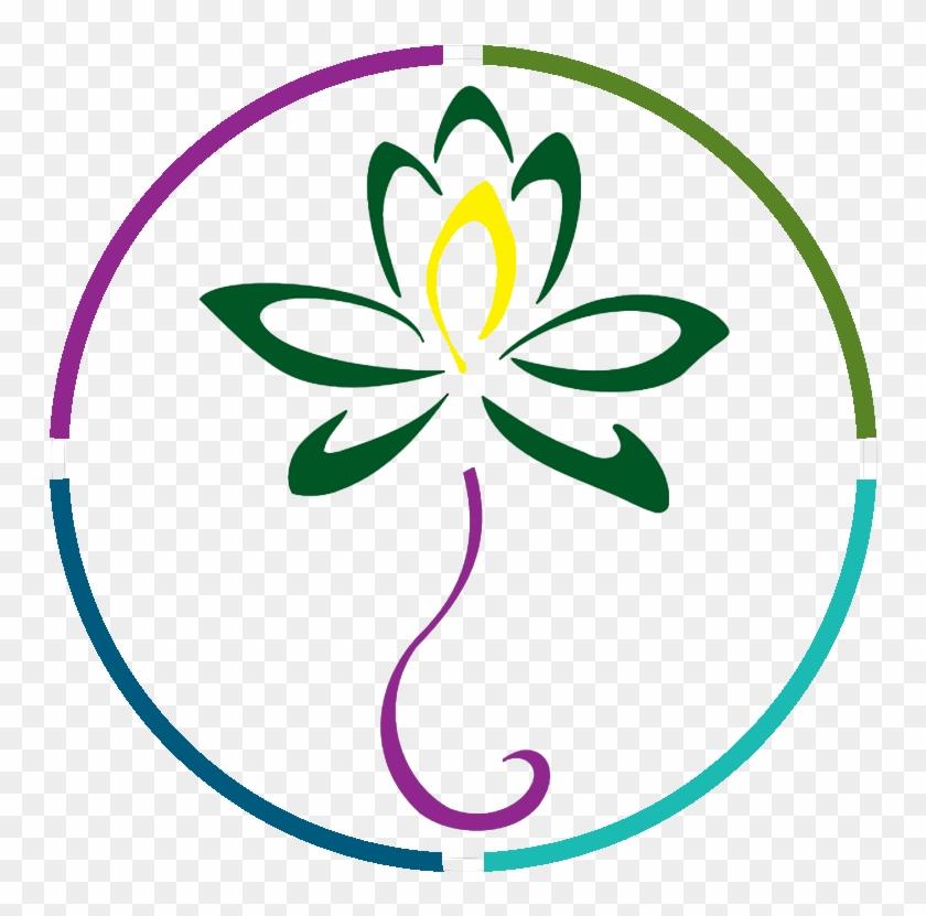 Lotus Flower Buddha Symbols #1607206
