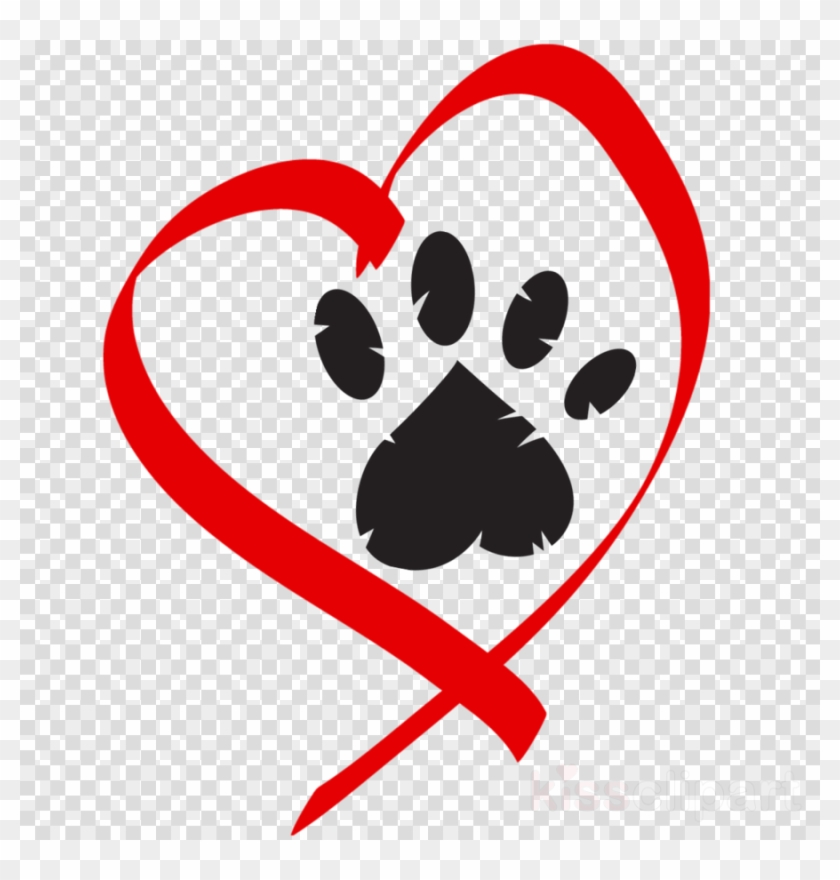 Paw Prints With Hearts Clipart Dog Puppy Clip Art Paw Print Heart Clip Art Free Transparent Png Clipart Images Download Here you can explore hq dog paw transparent illustrations, icons and clipart with filter setting like size, type, color etc. paw prints with hearts clipart dog